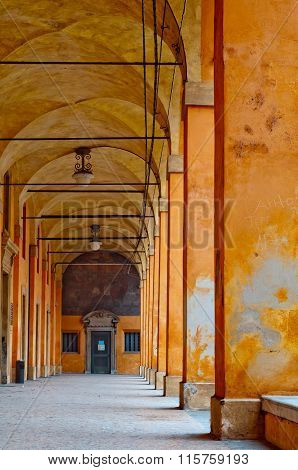 Fort Entrance Columns