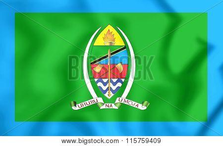 Presidential Standard Of Tanzania