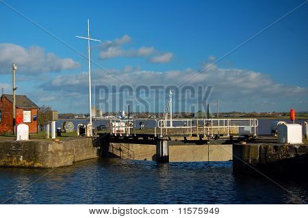 Lydney Lock