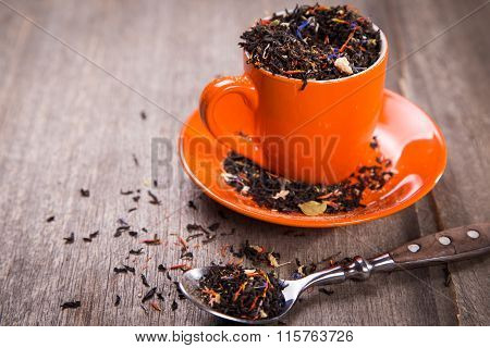 Dried Masala Tea