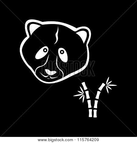 The Panda Silhouette