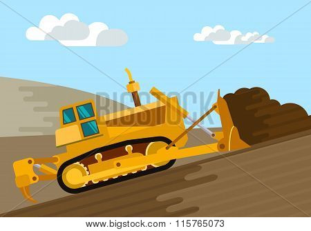 Dozer Earth Mover