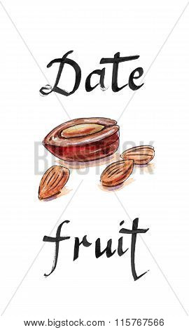 Date Fruit, Arabian Delights
