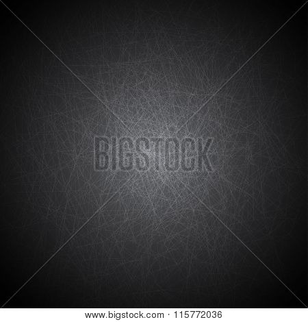 Grunge Texture Background Black