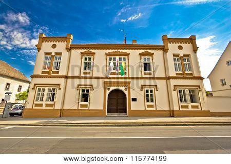 Town Of Bjelovar City Hall