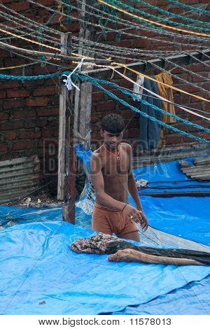 Dhobi Ghat Wäscheservice