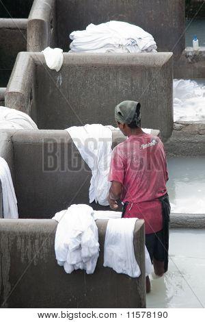 Dhobi Ghat-Wäscheservice