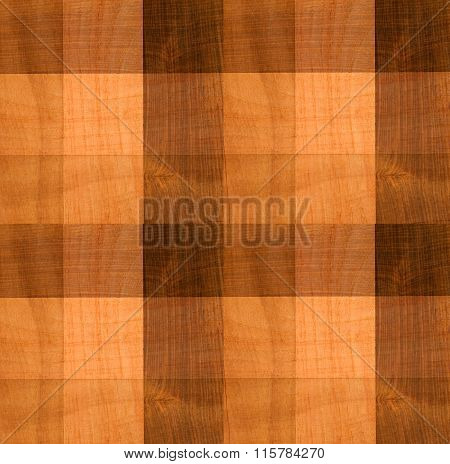 Illustration of wood patter for a floor