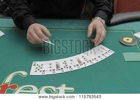Winmasters Poker Open festival