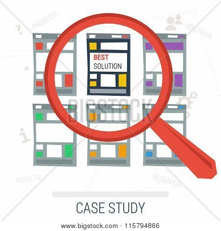 Concept case study best solution