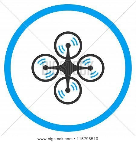 Airdrone Screw Rotation Icon