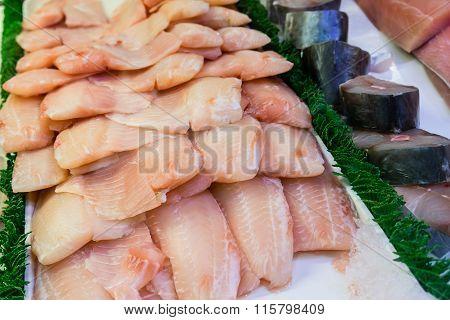 Fresh Fish Fillets