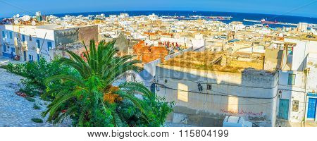 Panorama From The Kasbah