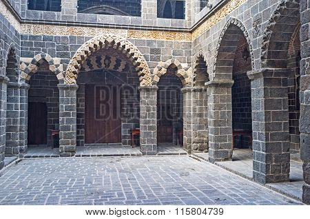 The Stone Portico