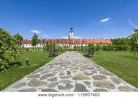 Monastery Of Rytwiany, Poland