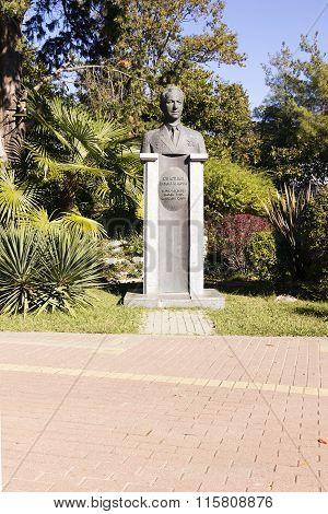 Sevastianov V. I. Sochi, Russia