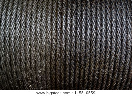 Heavy Steel Wire Cable In Industry