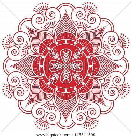 Asian culture inspired  wedding makeup  henna tattoo decoration in floral & hearts shape  in white a