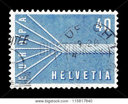Switzerland 1957
