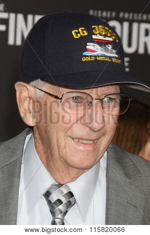 LOS ANGELES - JAN 25:  Andy Fitzgerald at the The Finest Hours World Premiere at the TCL Chinese Theater IMAX on January 25, 2016 in Los Angeles, CA