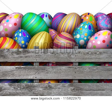 Easter Egg Hunt Harvest
