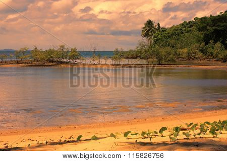 Port Douglas In The Sunset