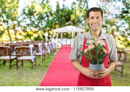 I Arranging Flowers For Your Wedding
