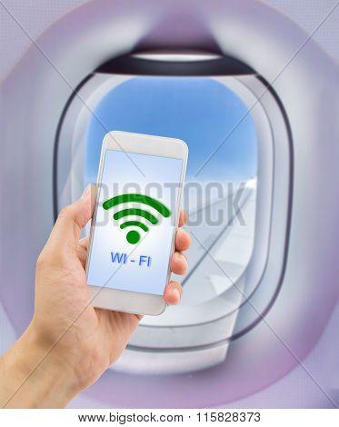 Wifi At My Flight