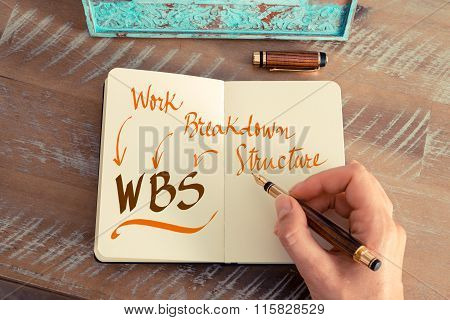 Business Acronym Wbs Work Breakdown Structure