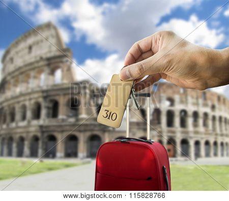 Get A Hotel In Rome