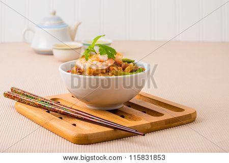 Shrimp Pad Thai Meal