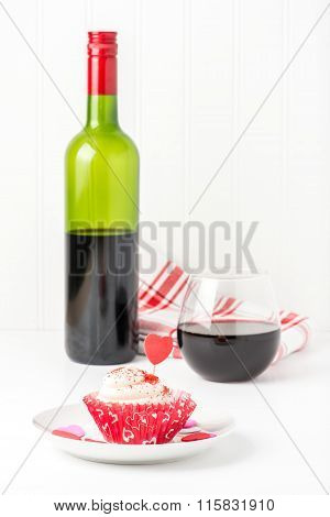 Special Valentines Cupcake