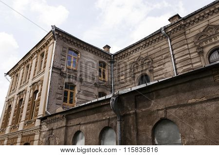 repair synagogues  , Belarus