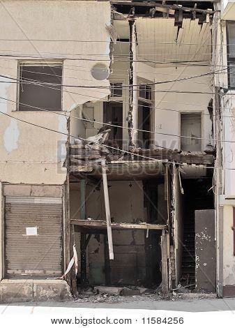 Earthquake Of Chile February 2010 In Valparaiso 16
