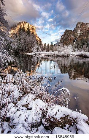 Valley View, Yosemite Natioal Park