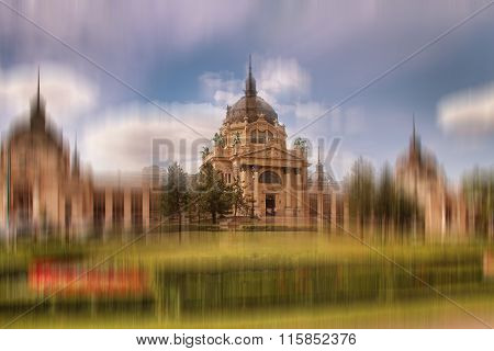 Abstract Background. The Famous Szechenyi (szechenyi) Thermal Baths, Spa And Swimming Pool