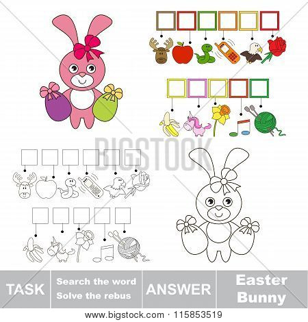 Search the word Easter Bunny