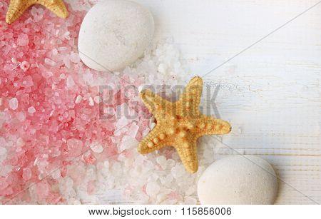 Spa sea salt