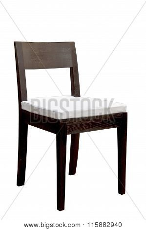 Modern Chair Isolated