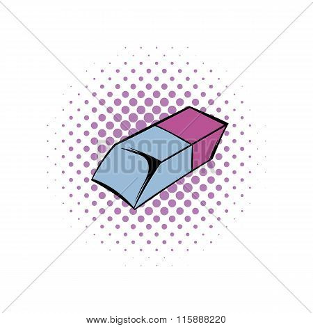 Eraser comics icon