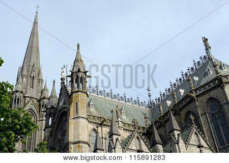 Cobh Cathedral In Ireland