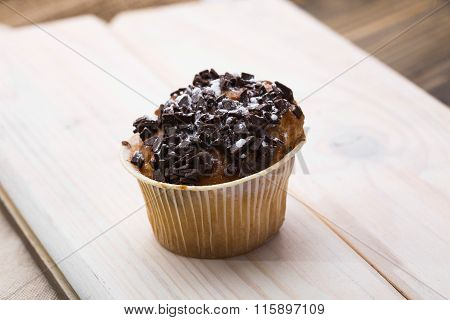 One Baked Cupcake