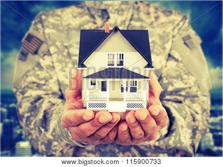 Veteran's Housing.