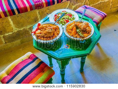 The Arabic Dinner