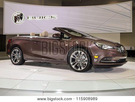Buick Cascada