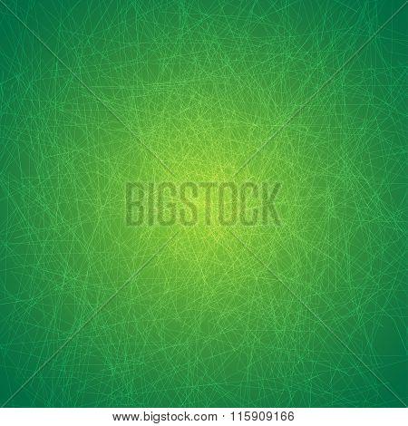 Grunge Texture Background Green