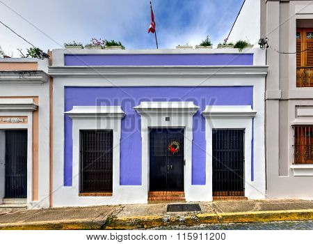 Architecture Of San Juan, Puerto Rico