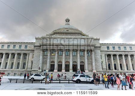 Puerto Rico Capitol Building - San Juan