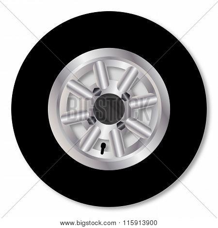 Fast Mini Car Wheel
