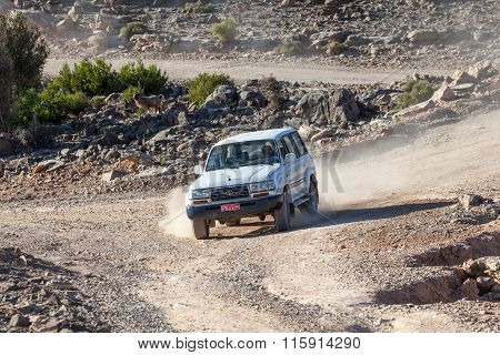 Offroad Car In Oman